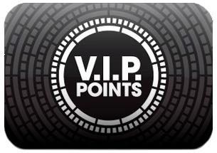 Zbieraj punkty VIP za zakupy i inne